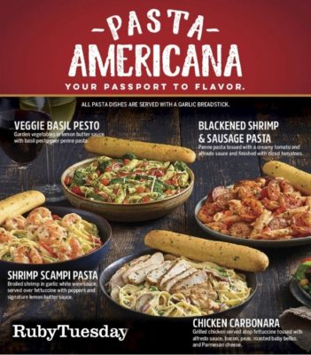 Ruby-Tuesday-Dishes-Out-New-Pasta-Americana-Recipes