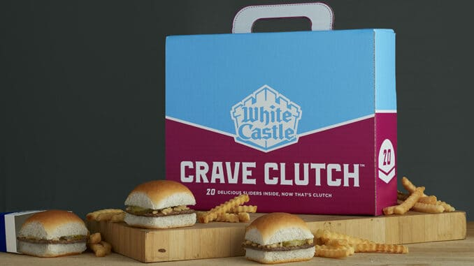 White-Castle-Adds-New-20-Slider-'Crave-Clutch'-Carryout-Box