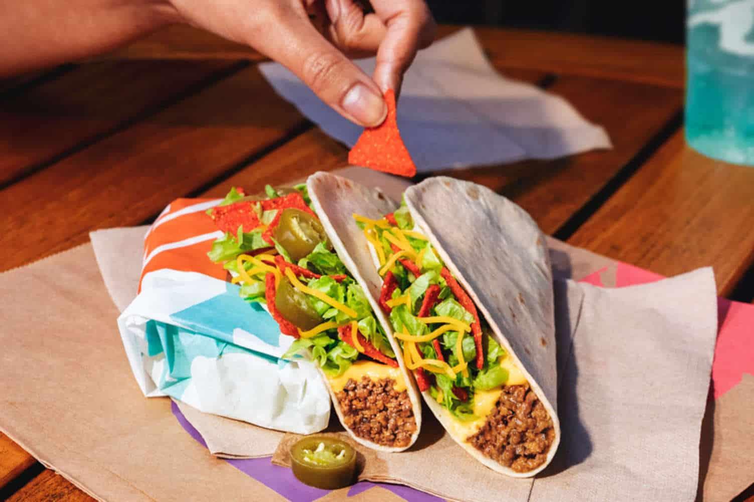 The $1 Loaded Nacho Taco Returns To Taco Bell