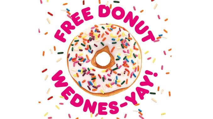 Dunkin-Launches-Free-Donut-Wednesdays-From-March-24-To-April-21-2021