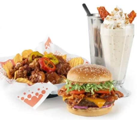 Red-Robins-New-Bacon-Bash-Menu-Includes-A-Bacon-Jammin-Burger-And-Bacon-Jammin-Wings